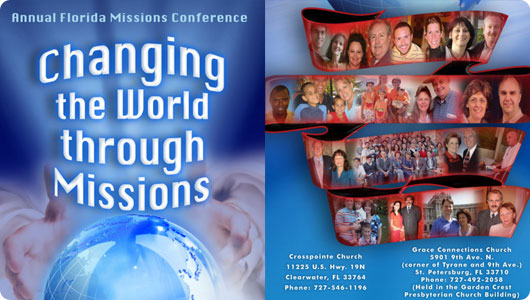 "2008 IAGM Missions Conference ""Changing the World Through Missions"""